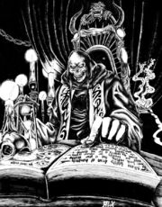 The Lich s Chamber by nobody is driving