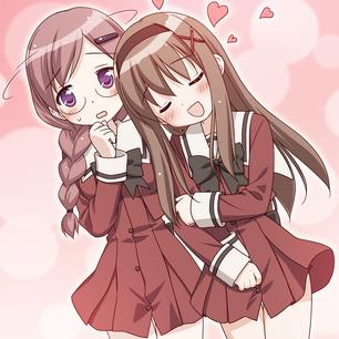Sara and Kaede 13