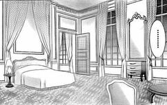 Suoh main house bedroom