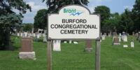 Burford Congregational Cemetery