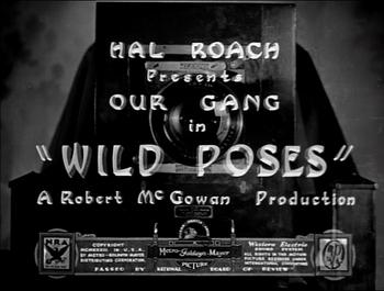 Wildposes