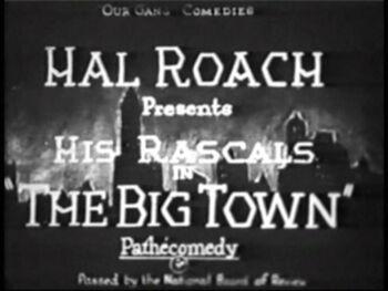 The big town tc