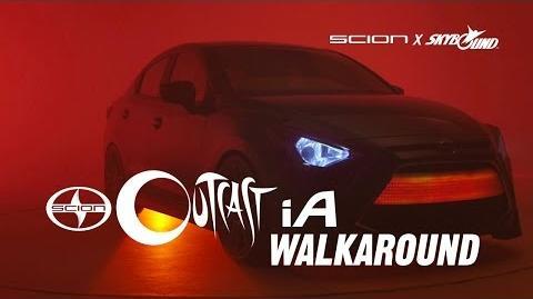 """Skybound Outcast """"Possession"""" Scion iA Walkaround (Scion)"""