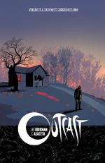Outcast Vol 1 Variant cover