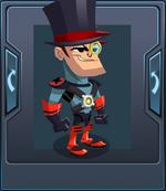 Armor - Top Hat Helmet