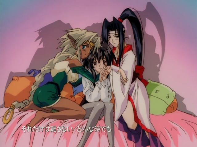 File:Aisha Clan-Clan-4 Melfina-5 Suzuka-4 OS Anime OP2.png