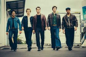 Westside Series 1 Promo – Outside Gang