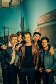 Westside Series 1 Promo – Backdrop Gang 2