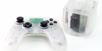 Transparent Devkit OUYA