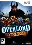 Overlord Dark Legend PEGI Box Art