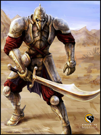 Ruborian Fighter