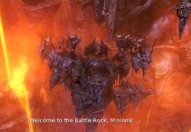 Battle Rock