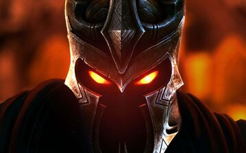 Evil,Sauron-like