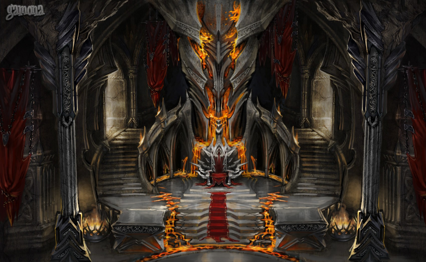 Image - Throne Room.jpg : Overlord Wiki : FANDOM powered by Wikia