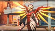 Sombra direction - Mercy
