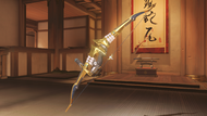 Hanzo midori golden stormbow