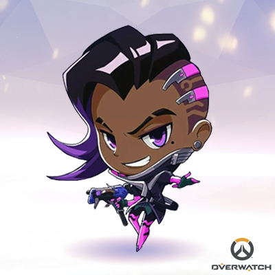Sombra Spray Paint Skin