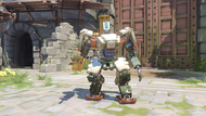 Bastion classic golden recon