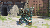 Bastion gearbot sentry