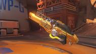 Winston atmosphere golden teslacannon