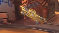 Soldier76 nightops76 golden heavypulserifle