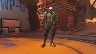 Soldier76 olive