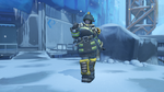 Mei firefighter