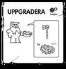 Torbjorn Spray - Uppgradera