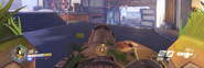 Bastion Overgrown turret weapon