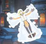 Winter Wonderland - Mercy - Snow Angel