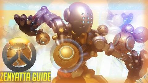 Zenyatta Guide Overwatch