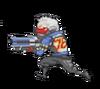 Soldier 76 Spray - Pixel