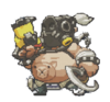 Roadhog Spray - Pixel