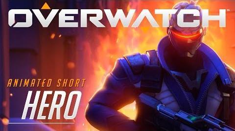 """Overwatch Animated Short """"Hero"""""""