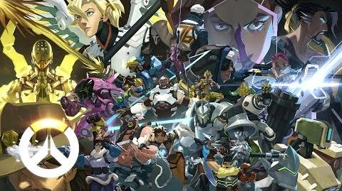 Overwatch Anniversary YEAR ONE Thank You, Heroes!