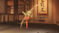 Hanzo younghanzo golden stormbow