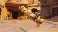 Pharah securitychief rocketlauncher