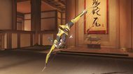Hanzo dragon stormbow