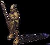 Spray - Numbani Statue