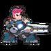 Zarya pixel