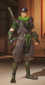 Genji Sparrow
