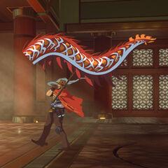 Dragon Dance (McCree)