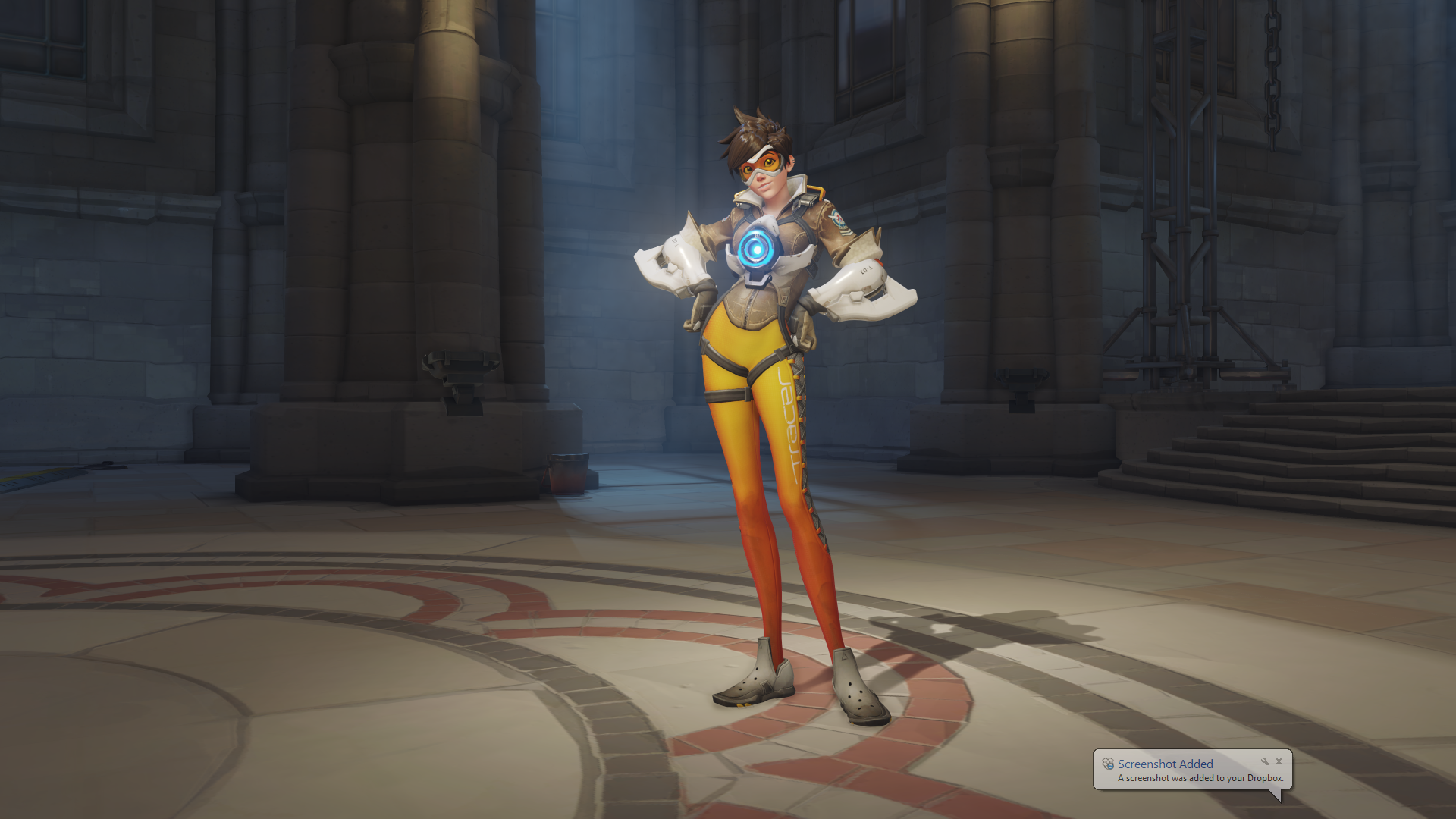 Image mei portrait png overwatch wiki fandom powered by wikia - Tracer Classic Png