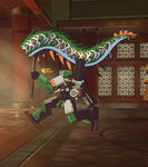 Bastion - Dragon Dance spray