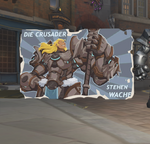 Spray Reinhardt Poster