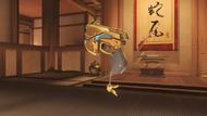 DVa carbonfiber golden lightgun