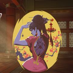 Hairpin (Widowmaker)