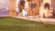 Mercy devil golden caduceusstaff