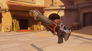 Pharah copper rocketlauncher
