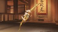 Hanzo lonewolf golden stormbow